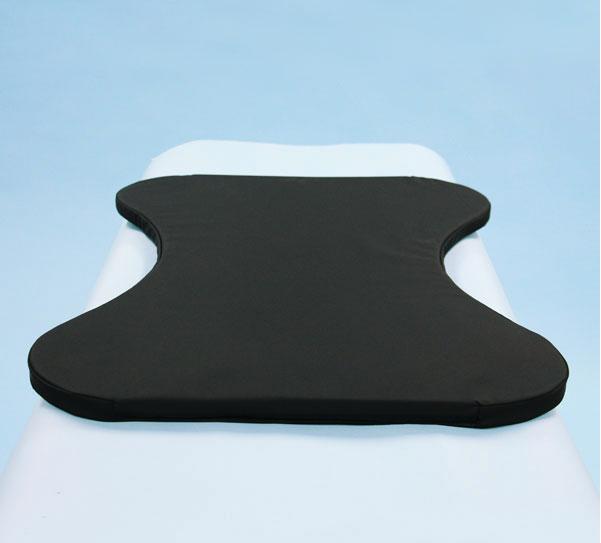 Almohadilla deluxe de reemplazo para mesas de procedimiento de reloj de arena