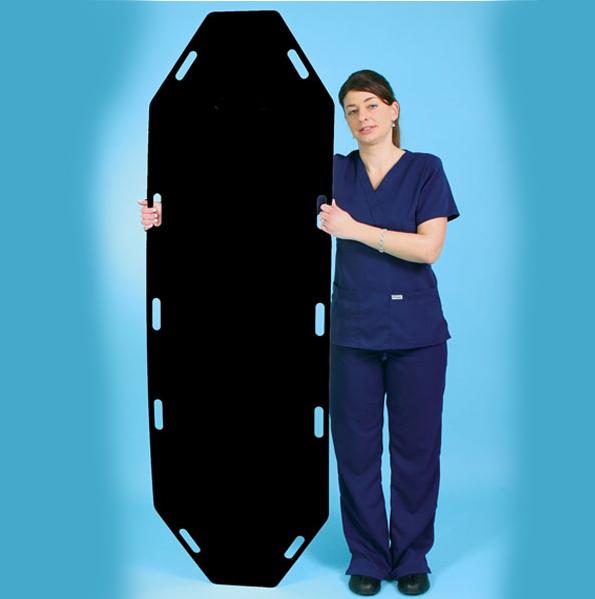 Schure Slide Full-Size, Anti-Static, Black